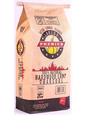 Laredo Premium All Natural Hardwood Lump Charcoal