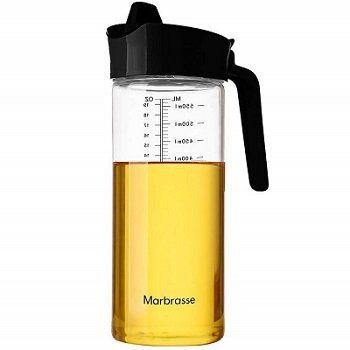 Marbrasse Drip Free Olive Oil Dispenser