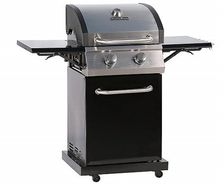 Master Cook Professional 2 Burner Gas Grill