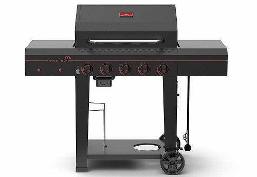 Megamaster 720-0982 Gas Grill