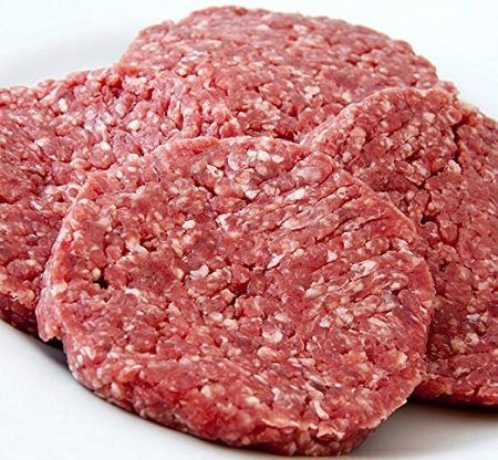 Mount Pleasant Grass Fed Beef Frozen Hamburger Patties