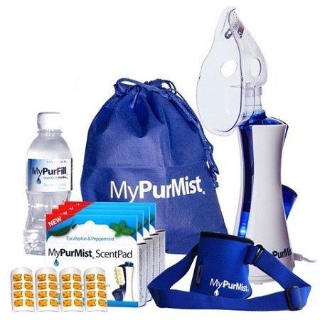 MyPurMist Premium Kit Steam Inhaler