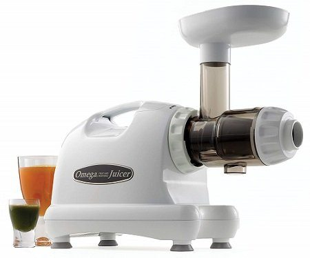 Omega J8004 Slow Speed Masticating Juicer