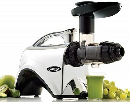 Omega NC900HDC Dual-Stage Masticating Juicer