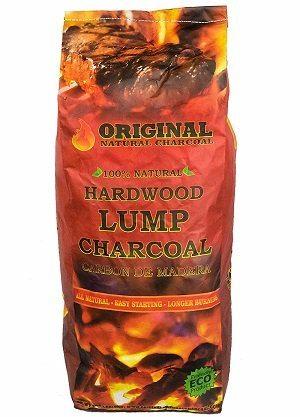 Original Natural Charcoal Hardwood Lump Charcoal