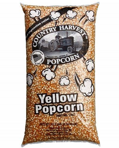 Paragon Bulk Bag Yellow Popcorn