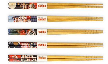 Pine Sea Japanese Chopsticks