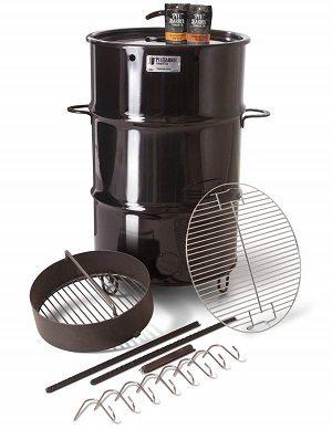 Pit Barrel Cooker 18.5-Inch Classic Pit Barrel Charcoal Smoker