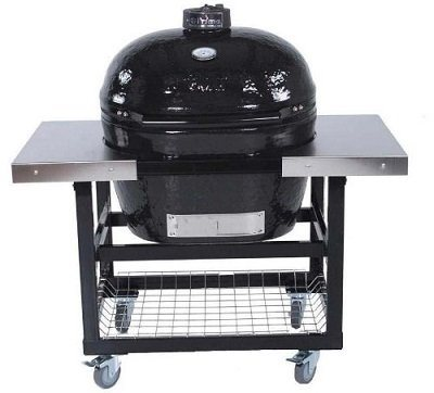 Primo Oval XL 400 Kamado Charcoal Smoker