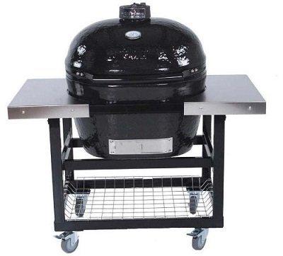 Primo Oval XL 400 Kamado Charcoal Smoker