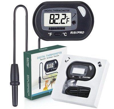 Risepro Digital Aquarium Thermometer