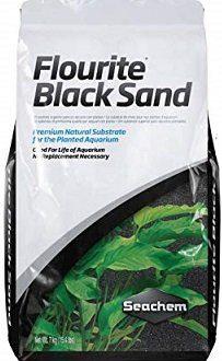 Seachem Flourite Black Aquarium Sand