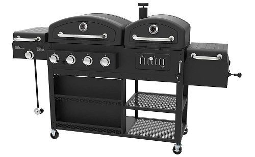 Smoke Hollow 4-in-1 PS9900 Smoker Grill Combo