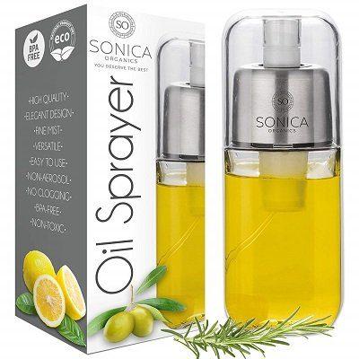 Sonica Organics Oil Sprayer