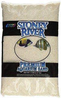 Stoney River White Premium Aquarium Sand