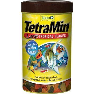 Tetra TetraMin Nutritionally Tropical Fish Food