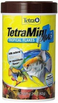 Tetra TetraMin Plus Tropical Fish Food