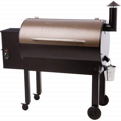 Traeger TFB65LZBC Smoker Grill Combo