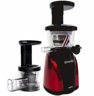 Tribest SlowStar Vertical Masticating Juicer