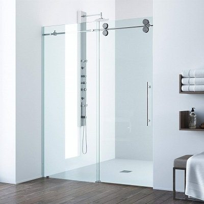Vigo Elan Frameless Shower Door