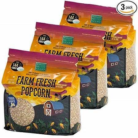 Wabash Valley Farms Tender and White Gourmet Popcorn