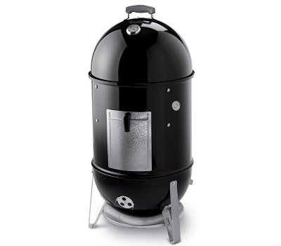 Weber 721001 Smokey Mountain Charcoal Smoker