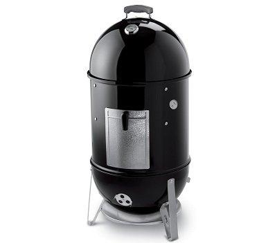 Weber 721001 Smokey Mountain Charcoal Smoker