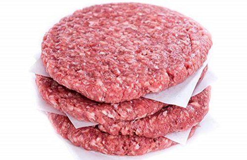 Western Grassfed Beef Frozen Hamburger Patties