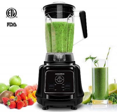 Aimores Commercial Blender and Food Processor
