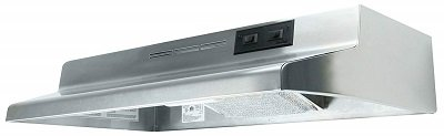 Air King AD1248 Under Cabinet Ductless Range Hood