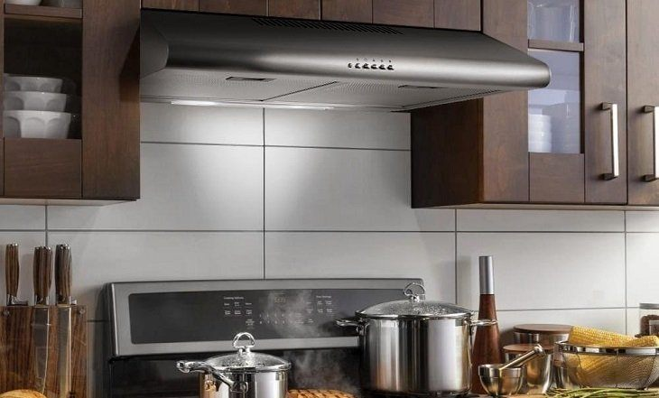 Pleasing 5 Best Ductless Range Hoods Reviews Buying Guide Beutiful Home Inspiration Truamahrainfo