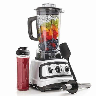 BlendWorks All-In-One High-Speed Blender Set