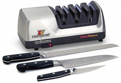 Chef's Choice Trizor XV Electric Knife Sharpener