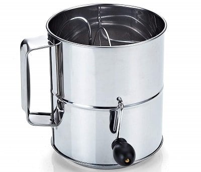 Cook N Home Stainless Steel Flour Sifter