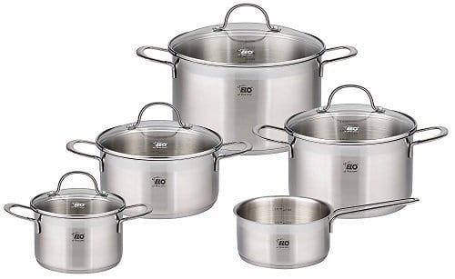 Elo Top Collection Stainless Steel Induction Cookware