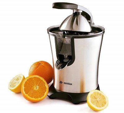 Eurolux Electric Orange Juicer Squeezer
