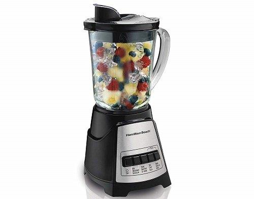 Hamilton Beach Blender with Glass Jar