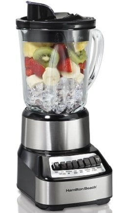 Hamilton Beach Wave Crusher Multi-Function Blender
