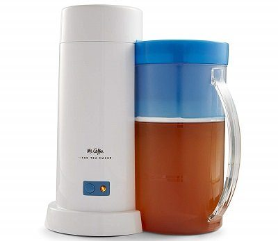Mr. Coffee 2-Quart Iced Coffee & Iced Tea Maker
