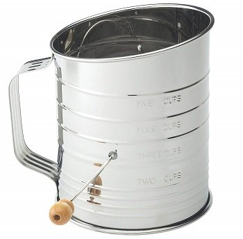 Mrs Anderson's Baking Flour Sifter
