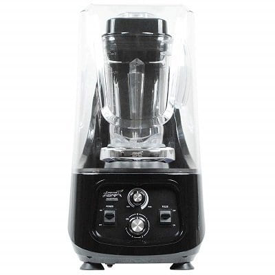 New Age Living Quiet Series Smoothie Blender