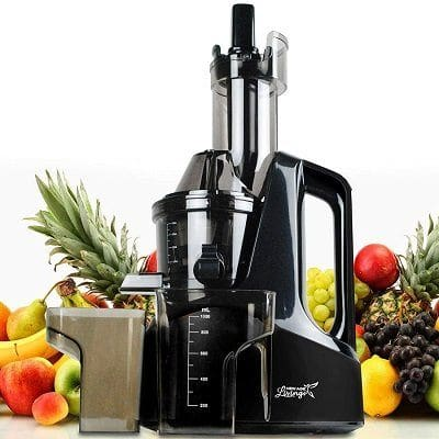 New Age Living Wide Chute Masticating Juicer