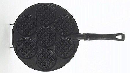 Nordic Ware Waffle Pancake Griddle