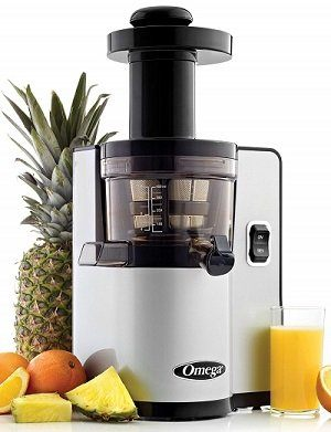 Omega Vertical Slow Masticating Juicer