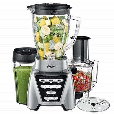 Oster Pro 1200 3 in 1 Blender and Food Processor Combo