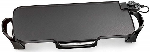 Presto 07061 Electric Griddle with removable Handles