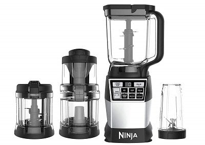 SharkNinja AMZ012BL Blender and Food Processor