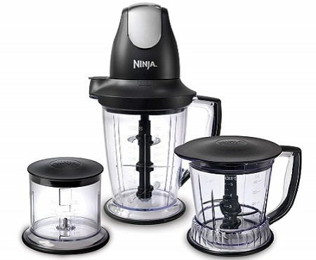 SharkNinja QB1004 Blender and Food Processor