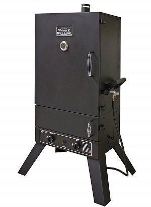 Smoke Hollow 44241G2 Vertical 44-Inch Propane Smoker
