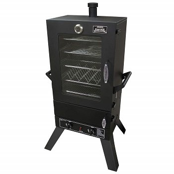 Smoke Hollow 44241GW Propane Gas Beginner Smoker